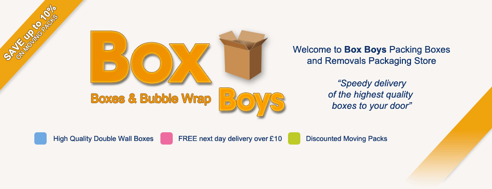 Box Boys packaging